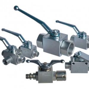 Hydraulické ventily